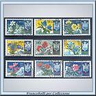 1953 San Marino Fiori Iª emissione - n. 400/408 Usati