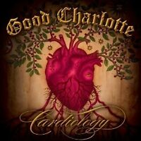 "GOOD CHARLOTTE ""CARDIOLOGY"" CD ROCK NEW"