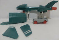 THUNDERBIRDS : Thunderbird 2 made by MOLTO circa 1960's (XP) (XXX)