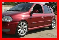 """RENAULT CLIO 2 II - SIDE SKIRTS """"SPORT"""" - TUNING-GT"""
