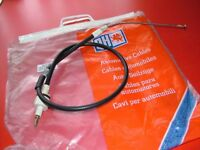 Clutch Cable  Ford Sierra