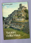 yucatan civilta' maya-de agostini 1980 - documenti d arte