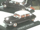 CITROEN DS 19 1957 BORDEAUX / ALTAYA 1/43