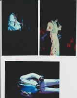 "1970S RARE ELVIS PRESLEY 4X6"" CONCERT PHOTO LOT 3 2/31"