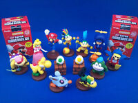 13 set 3 Mario characters in 1 listing from MrsMario's