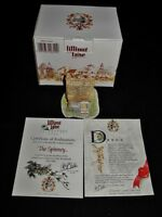 Lilliput Lane THE SPINNEY, Collector's Club w/Box, COA & Deed