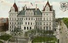 CP USA STATE CAPITOL ALBANY NEW YORK