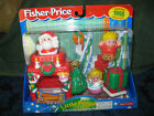 Fisher Price Little People Christmas Surprise 1998 NEW Chimney Tree Surprise