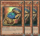 3 X YU-GI-OH: THE FABLED NOZOOCHEE - SUPER - HA04-EN010