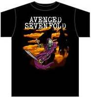 AVENGED SEVENFOLD:Swords:T-shirt:NEW:XLARGE ONLY