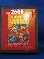 Atari 2600 Donkey Kong Junior Video Game