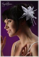 Haarschmuck Haargesteck a. Kamm Blume Hochzeit Kommunion (FC01)