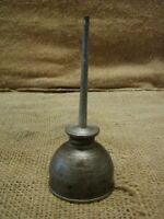 Vintage Metal Oil Can > Antique Oiler Tractor Auto Truck Farm 6339