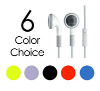 Headset Earbuds with Mic for iPhone 4, 4S, 3GS, iPod Touch 4G | BUY 1 GET 1 FREE