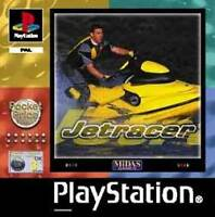 Jet Racer Jetracer - PSOne Playstation 1 PSX PS1 (PS2)