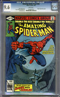 Amazing Spider-Man #200  CGC 9.6  NM+  WP