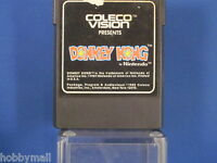 Coleco Vision Donkey Kong By Nintendo Video Game