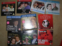 JOB LOT OF 10 DAILY MAIL ETC PROMO DVD's LOT 16