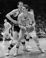 1969 Los Angeles Lakers JERRY WEST Vintage 8x10 Photo NBA Basketball Print
