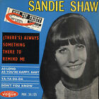 Sandie SHAW Always something to remind me + 3 French EP 45 VOGUE 24125