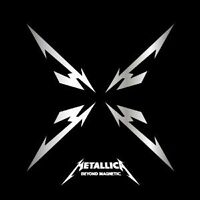 METALLICA - BEYOND MAGNETIC  CD SINGLE NEW