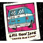 "LESS THAN JAKE 'GOODBYE BLUE & WHITE"" CD/DVD SET [AS NEW]"