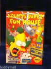 Sega Genesis Krusty's Super Fun House Complete