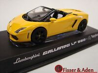 Norev 1:43 Lamborghini Gallardo LP 560-4 Spyder # 760026