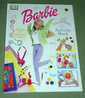 Barbie Busy Day by Dorling Kindersley Publishing Staff (2000, Hardcover, Activity Book)