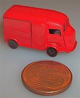Citroen HY Lieferwagen METALL rot  Kleinserie 1:160   å
