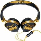**NEW** WICKED AUDIO NOISE ISOLATING DJ HEADPHONES WITH IN LINE VOLUME CONTROL