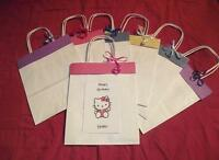 Personalised Birthday Gift Bag   various designs