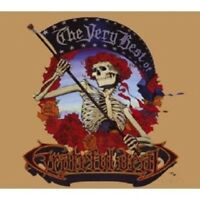 GRATEFUL DEAD - THE VERY BEST OF CD ROCK 17 TRACKS NEW