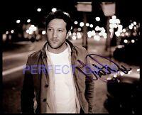MATT MATTHEW SHERIDAN CARDLE 10X8 SIGNED PP REPRO PHOTO PRINT