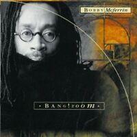 BOBBY MCFERRIN - BANG! ZOOM!  CD 9 TRACKS SMOOTH JAZZ / POP JAZZ NEW