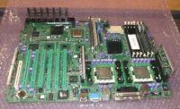 Dell PowerEdge F0364 Dual Xeon 2.4 GHz SL6VL CPU Motherboard 1GB RAM 0M523 RAID