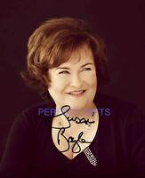 SUSAN MAGDALANE BOYLE SIGNED 10x8 PP REPRO PHOTO PRINT
