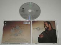 BARRY WHITE/THE ICON IS LOVE(A&M 540 280 2) CD ALBUM