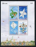 Thailand Stamp 2004 International Letter Writing Week (Kites) S/S