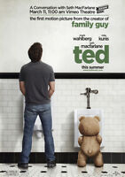 Brand New Movie Poster Print: Ted A3 / A4