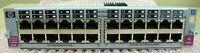 HP ProCurve 5300XL Switch XL 10/100-TX Module Expansion module 24 ports J4820B