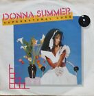 "Vinyle 45T Donna Summer ""Supernatural love / Suzanna"""