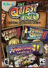 4 NEW PC Jewel Quest 1+2+Solitaire+MahJong II