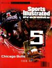1997 Michael Jordan Chicago Bulls Commemorative Sports Illustrated