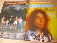 KERRANG  Great Classic Rock / Heavy Metal magazine   #119