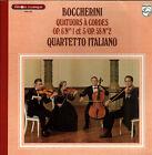 QUARTETTO ITALIANO, BOCCHERINI Quatuors French LP PHILIPS 9500305
