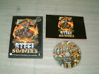 Z STEEL SOLDIERS........PC CD ROM RTS GAME