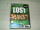 LOST THE VIDEO GAME.........PC DVD ROM GAME
