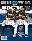 2012 Ozzie Guillen & Jose Reyes Miami Marlins No Label Sports Illustrated