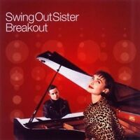 SWING OUT SISTER - BREAKOUT  CD NEW